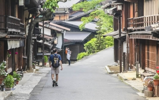 Japan Holidays self-guided adventures