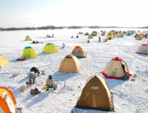 Unreel! Ice Fishing in Hokkaido