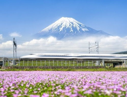 Free Wi-Fi service begins on Shinkansen bullet trains