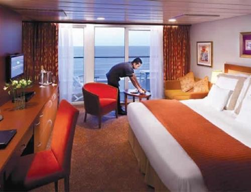 An enchanting luxury cruise of Japan
