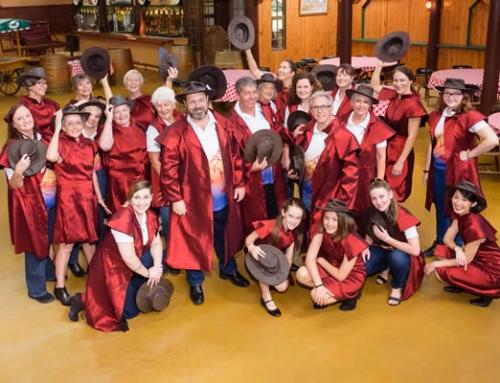 Voice Weavers Choir sing their way through Japan