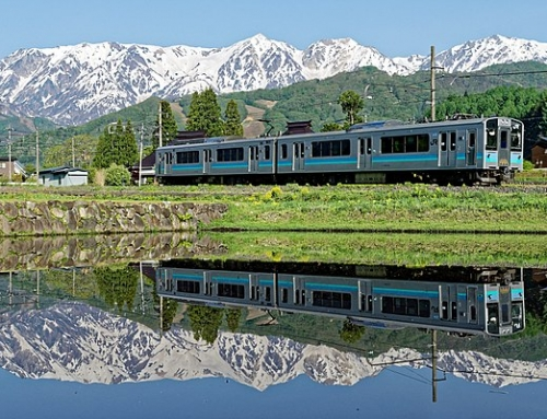 Around Tohoku & Niigata by rail | 6 Days