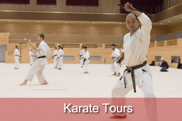 Japan Karate Tours