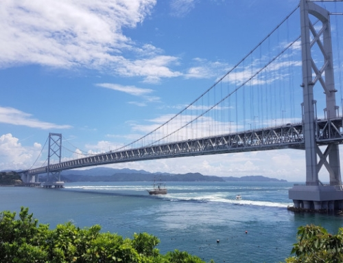Visit the mythical origins of Japan at Awaji Island