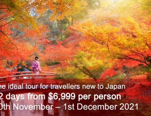 Classic Autumn Tour 2021