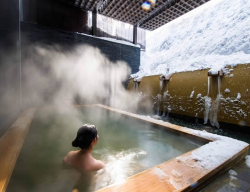 How to Onsen in Japan