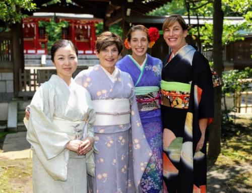 A Premium Kimono Experience in Tokyo