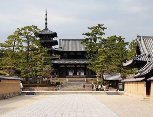 Ikaruga Historical Nature Trail – Nara 3 day walk