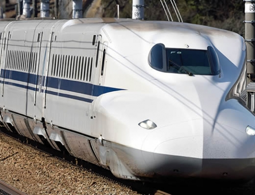 Changes to luggage restrictions on Bullet Trains