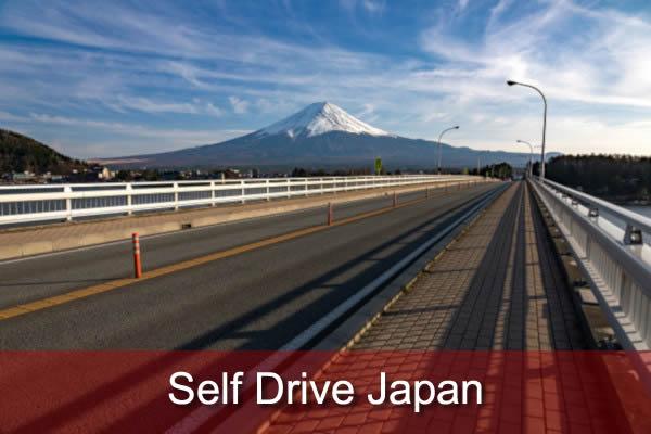 Self Drive Japan