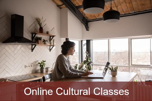 Online Cultural Classes