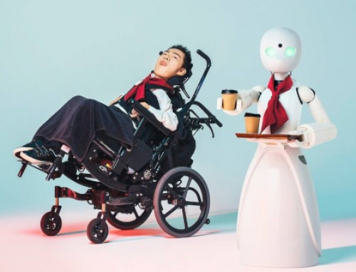 New Cafe in Tokyo has Robot Waiters controlled by disabled workers